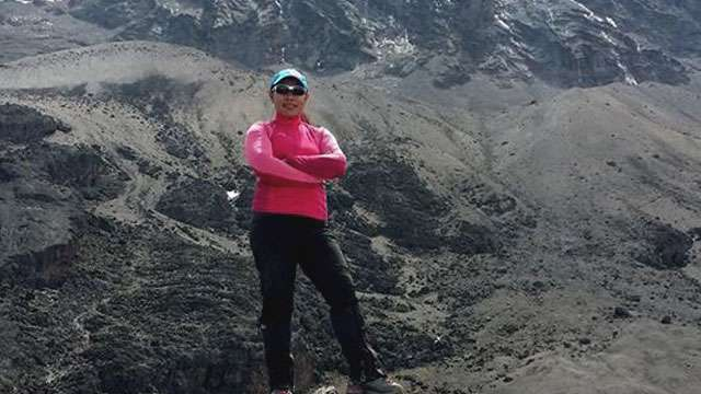 This OFW Is Conquering The World's Highest Peaks