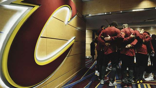 Why The Cleveland Cavaliers Are The Biggest Underdogs Next Season