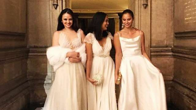 The Belo-Kho Wedding Had A Very Hot Guest List