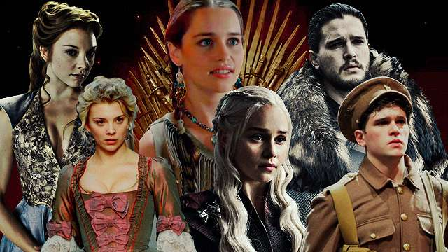 Look What The 'Game Of Thrones' Stars Were Up To Before Entering Westeros