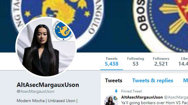Meet Mocha Uson's Savage (And Sometimes Funny) Twitter Alter Ego