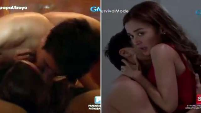The Most Recent Controversial And Sexy TV Scenes That Made The MTRCB Cringe