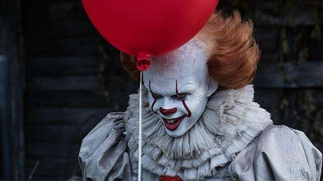 Get Ready For The Nightmarish Killer Clown Of 'It'
