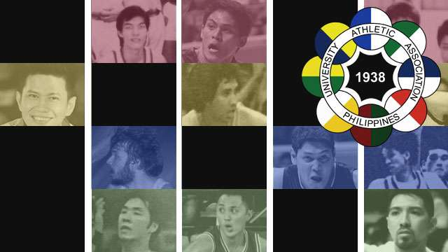 FHM's UAAP All-Legends Fantasy Squads, Part 1: The 'Big 4' Universities