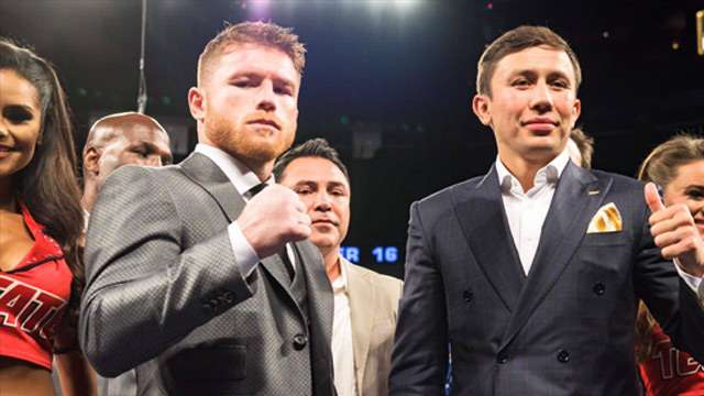 GGG VS Canelo: The Boxing Match We Actually Want To Witness