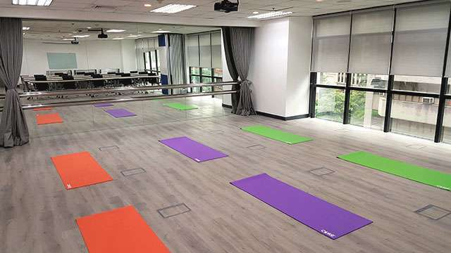 This Makati Coworking Space Has Its Own Yoga Room