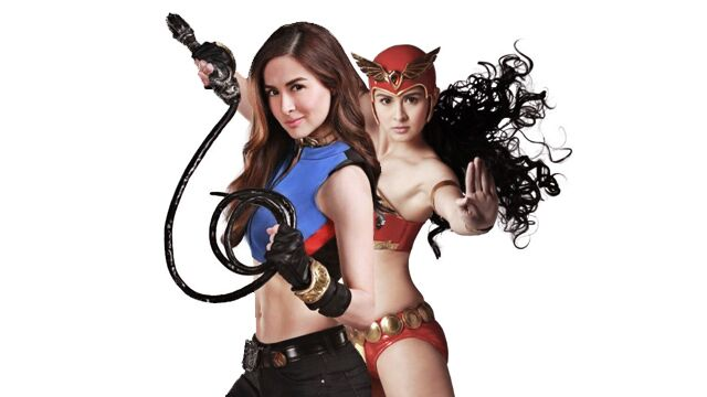 Marian Rivera In Her 'Super Ma'am' Costume Is A Sight To Behold