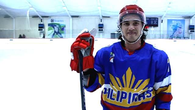 WATCH: Learning Ice Hockey Isn't As Difficult As It Looks