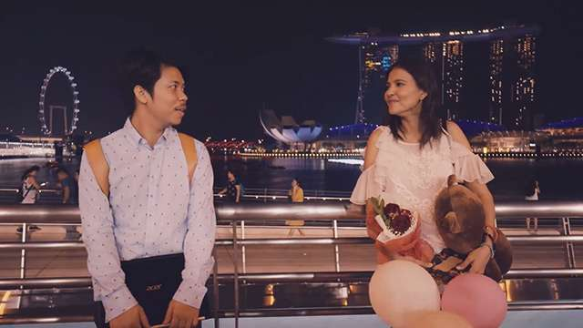 WATCH: #AlEmpoy Rekindles Love In Poignant Commercial