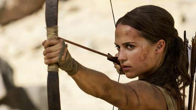 The Trailer For The 'Tomb Raider' Reboot Is A Major Bore
