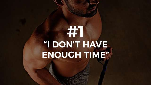 8 Fitness Excuses We're All Tired Of Hearing (And How To Beat Them)
