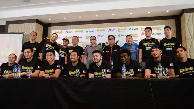Get To Know The New Faces Of The Chooks To Go Pilipinas Roster