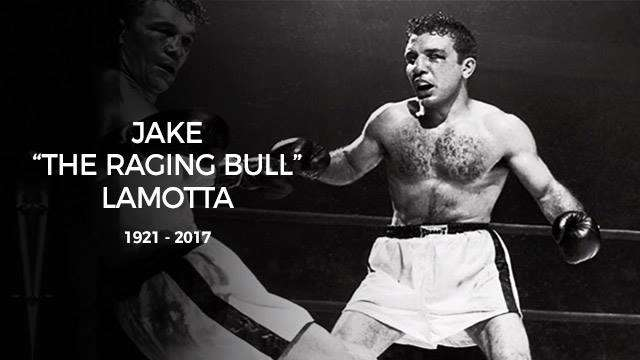 A Tribute To Jake LaMotta—One Of The Century's Most Badass Boxers