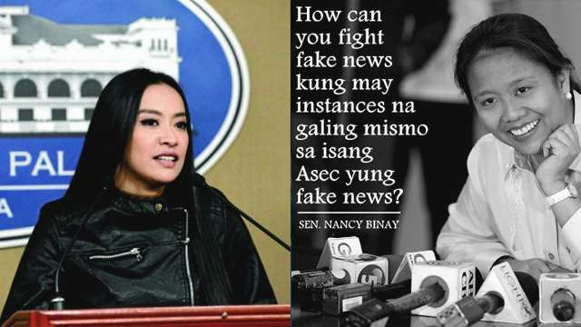 Nancy Binay Vs. Mocha: Who Is The Queen Of This Word War?
