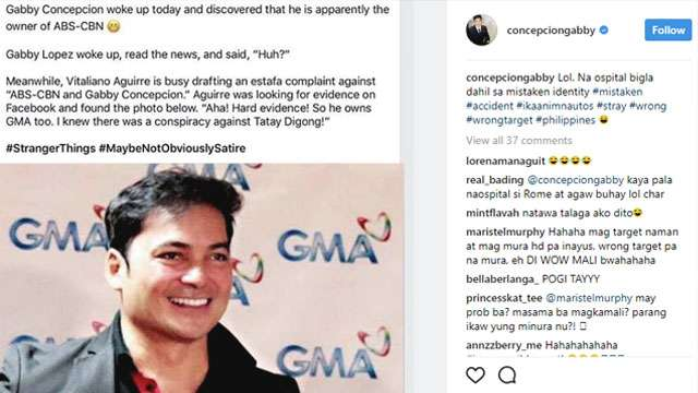 The Most Hilarious Reactions To Duterte Calling Gabby Concepcion 'Mukhang Pera'