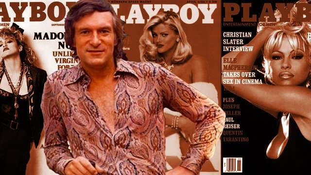 A Tribute To Hugh Hefner And Playboy From My Teenage Self