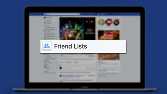 Cut Unwanted Social Media Noise By Customizing Your Friends List