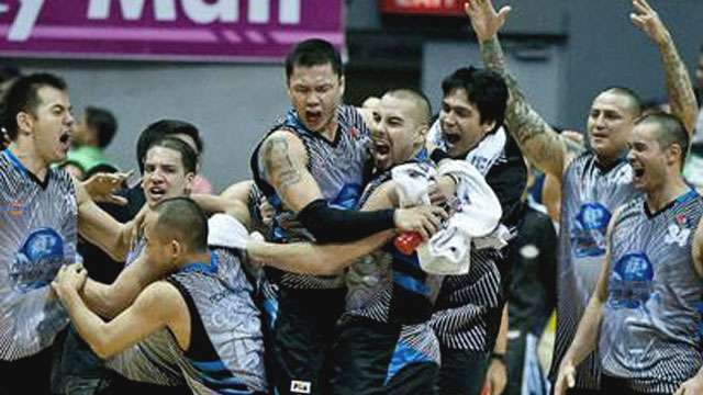 The 10 Greatest Upsets in PBA Playoff History