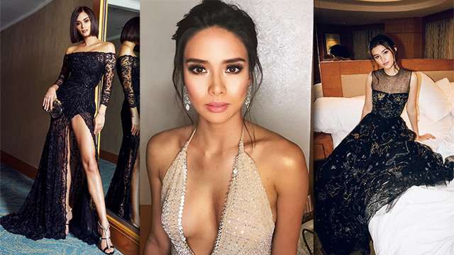 17 Of The Sexiest Red Carpet Looks From The 2017 Star Magic Ball
