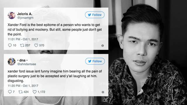 The Craziest Social Media Reactions To Xander Ford's Grand Reveal
