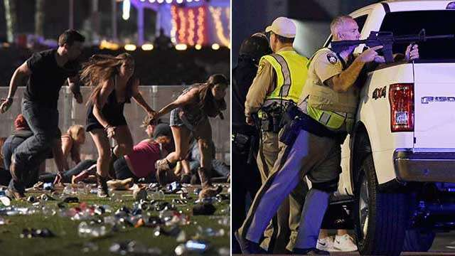 US Celebs Angered And Saddened By Tragic The Las Vegas Shooting