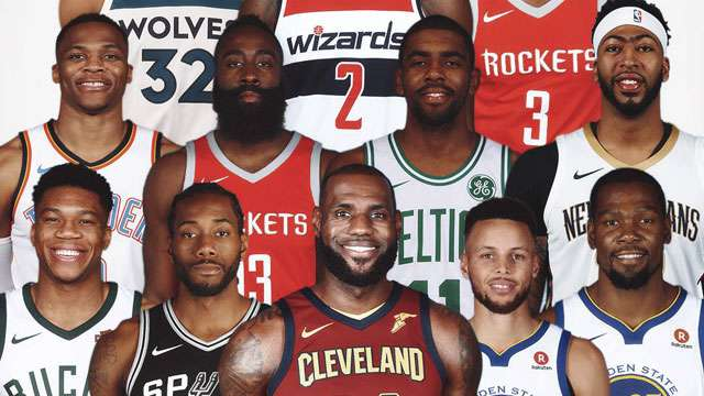 CHECK IT: NBA Introduces Drafting In 2018 All-Star Game