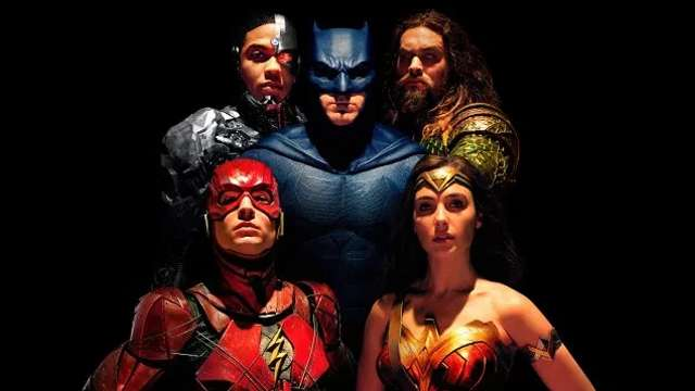 The New 'Justice League' Trailer Is Building The Hype