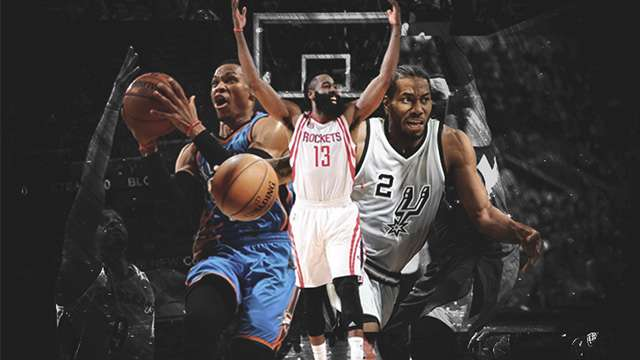 The Second Best Team In The West: Spurs, Rockets, Or Thunder?