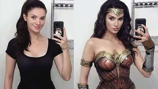 This Stunning Wonder Woman Cosplayer Could Actually Pass For Gal Gadot