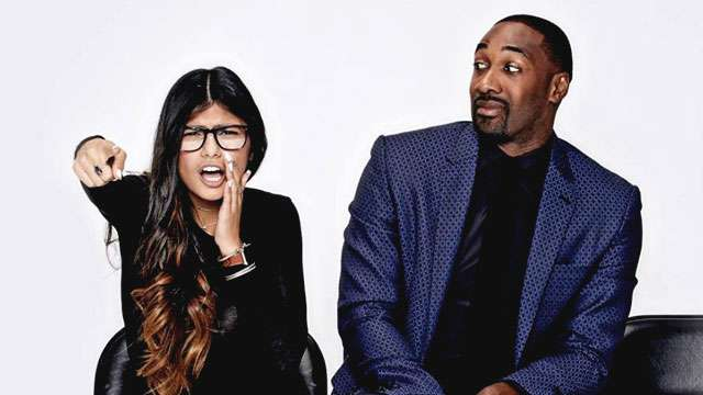 Porn Icon Mia Khalifa And Gilbert Arenas Will Be Appearing On Camera Together