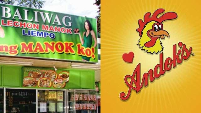 Andok's Vs Baliwag Lechon: Which Lechon Manok Pioneer Is Leading?