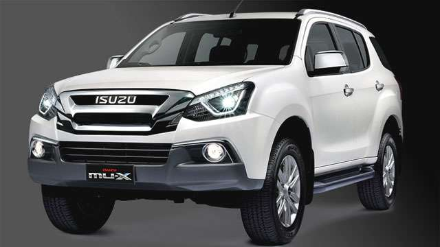 Check Out The Prices Of The Upgraded Isuzu D-Max And MU-X
