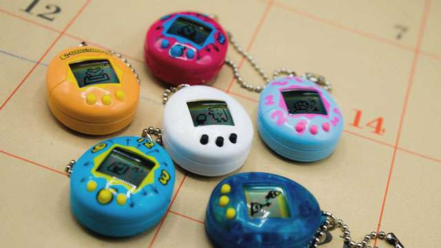 Bandai To Release Limited Edition '90s Tamagotchi Next Month