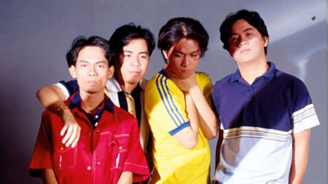 You've Probably Never Seen These Photos Of Your Favorite '90s OPM Rockers