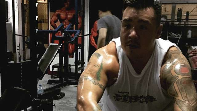 LOOK: A Jacked Vandolph Quizon Is Your New #Fitspiration