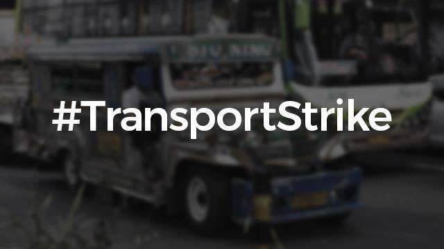 The Most Passionate Reactions From Today's #TransportStrike
