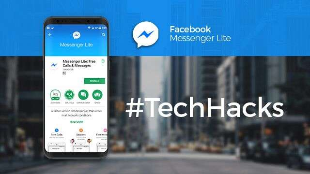 How To Save Mobile Data (And Money) By Using FB Messenger Lite