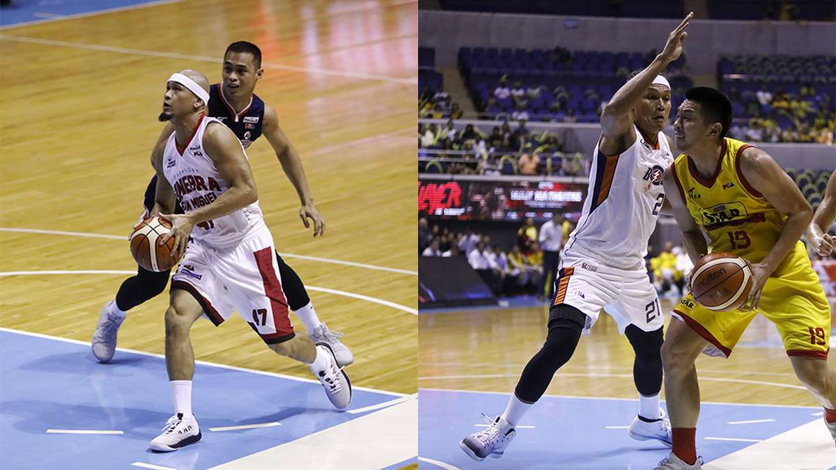 The Resurgence Of 'Tito Ball' At The 2017 PBA Governors' Cup Finals