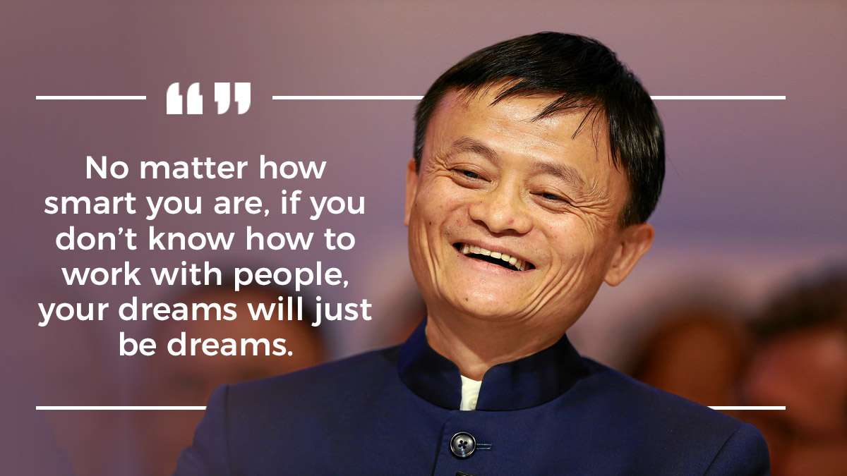 10 Realest Quotes From Self-Made Billionaire Jack Ma's PH Visit