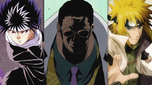 7 Crazy Fast Anime Characters Who Are Always Ahead Of The Game
