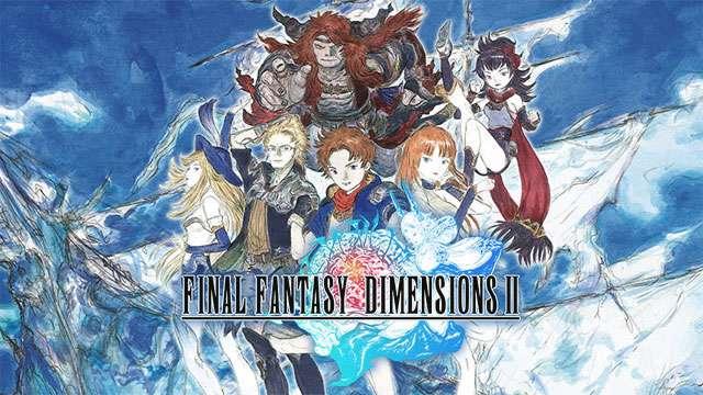 New 'Final Fantasy' Mobile Game Gets November Release Date