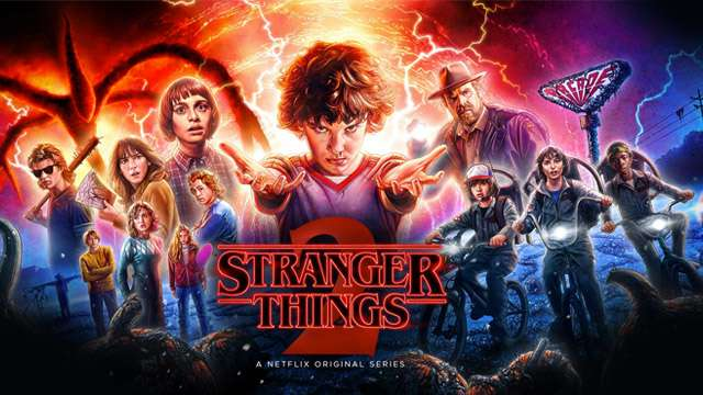 Jumpstart The Scarefest With The Return Of A Creepier 'Stranger Things 2'