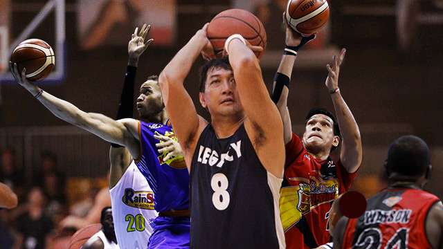 The Top Ten Most Legendary PBA No. 1 Draft Picks Of All Time