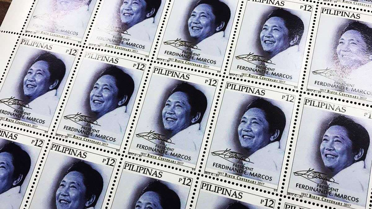 The Most Savage Reactions To The Marcos Commemorative Stamp