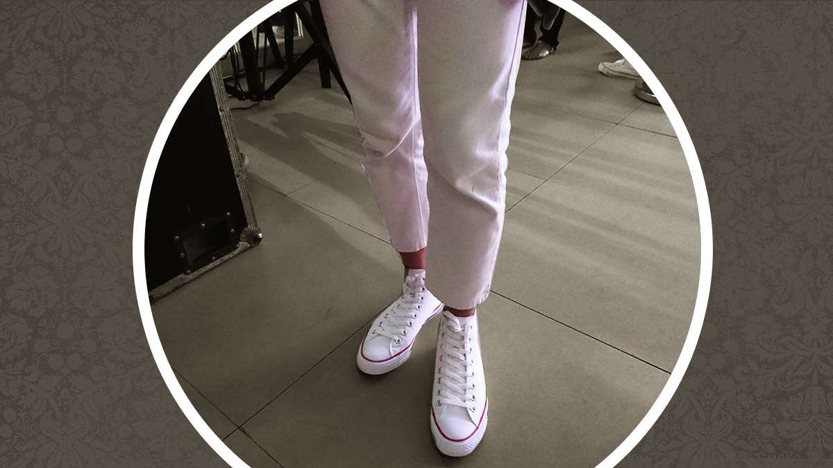 Ranking The Best Pants To Pair With White Chucks