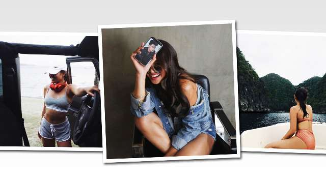 The 23 Hottest Moments Of The Nation's Finest, Nadine Lustre