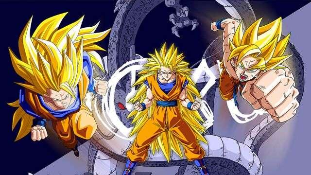 A Super Saiyan Timeline Of Son Goku's Power Evolution