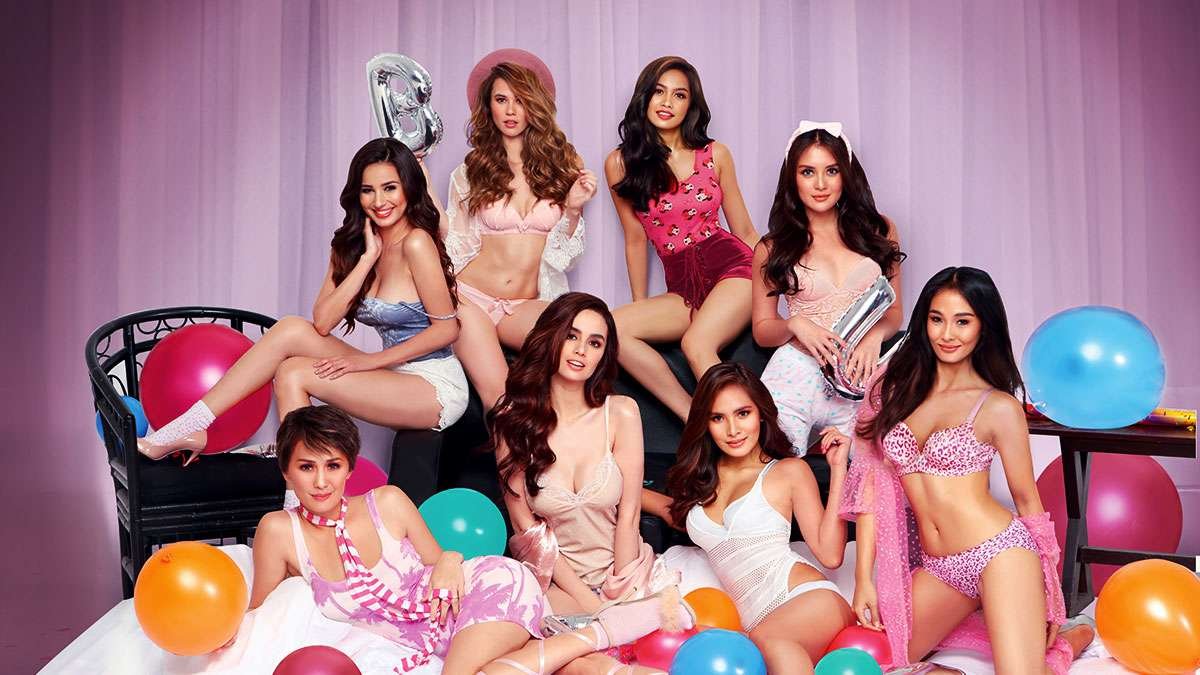 WATCH: Every Bubble Gang Girl's Sexiest, Side-splitting Skit