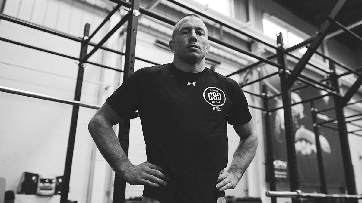#UFC217: Georges St-Pierre Is King Once Again