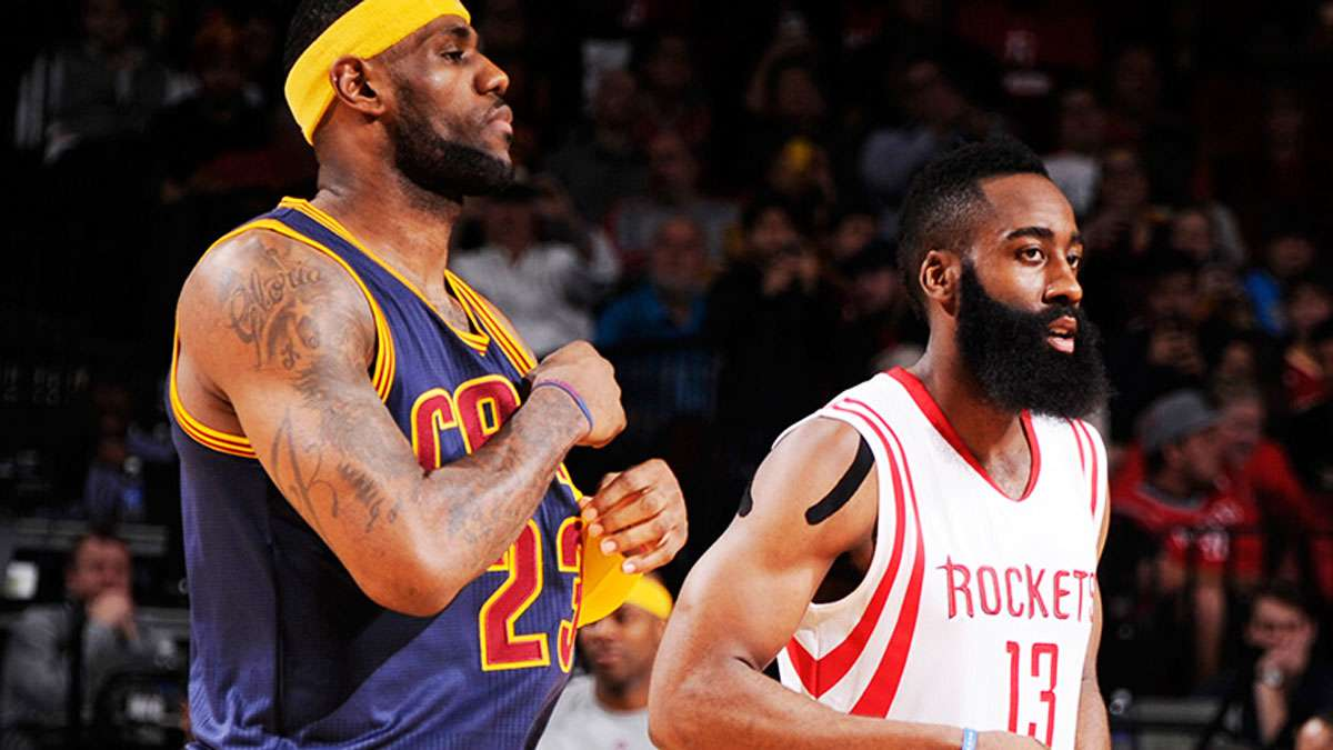Lebron Vs. Harden: Which James Had The Bigger 50-Point Game?
